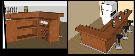 easy home bar plans home remodels the ground level