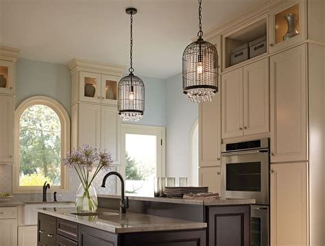 Kitchen Island Portable Foyer Chandeliers Kichler Lighting