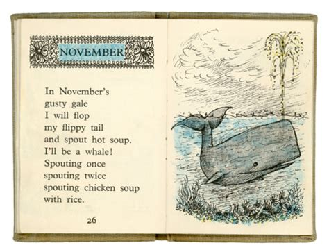 libro chicken soup with rice november maurice sendak s chicken soup with rice books and cleverness