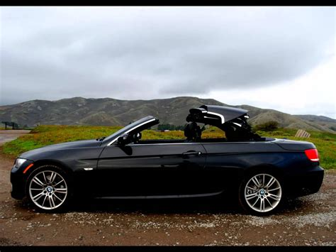 2010 bmw 335i top convertible with m package 3