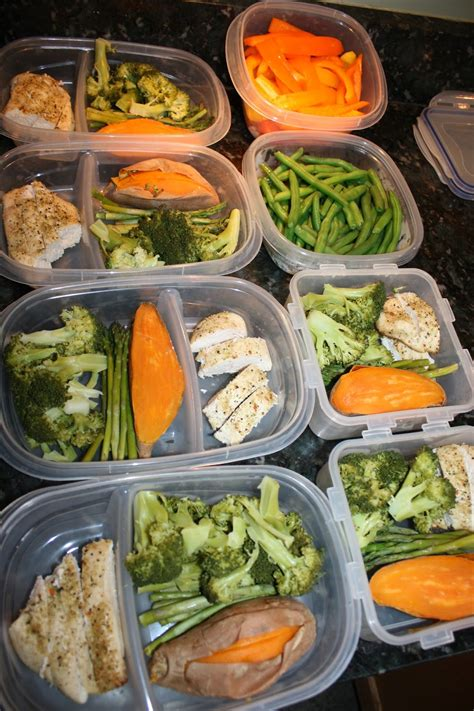 food prep meals fit healthy mommy batch meal prep clean eating