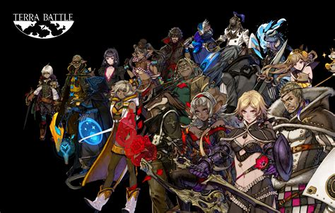 terra battle celebrates 1 8 million downloads with