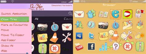 themes for blackberry 9360 os 7 cute sunny day for blackberry 9350 9360 9370 9620 themes