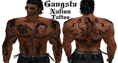 tattoo nation download just download and go gangsta nation download