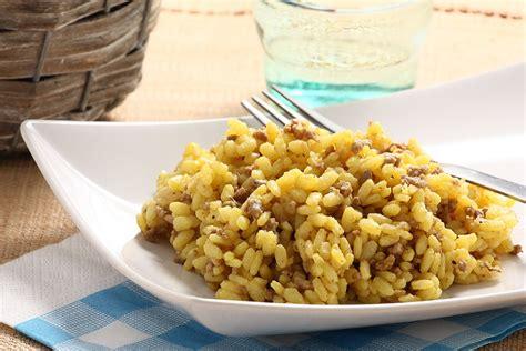 cuisine riz recette salade de riz au safran