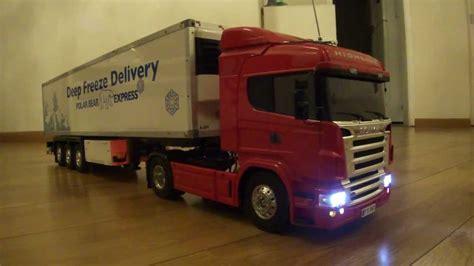 rc tamiya truck 1 14 scania r470 kit wireless ss tronix