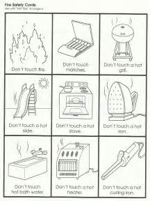 Fire safety for kids worksheets images amp pictures becuo