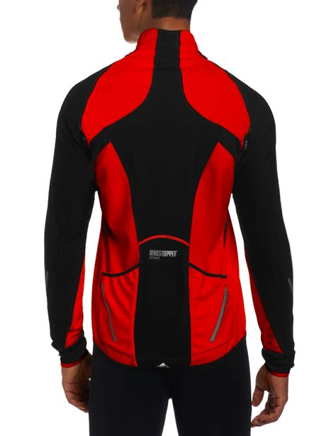 cycling jacket mens gore men s phantom 2 0 softshell cycling jacket