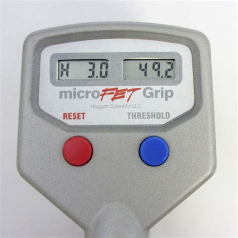 Handgrip Dynamometer digital handgrip dynamometer microfet 174 digital handgrip