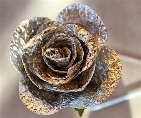 aluminum foil crafts for top 10 ideas for shiny aluminum foil crafts
