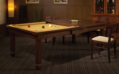 Billiard Table Dining Top Modern Pool Table Luxury Pool Tables