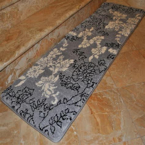 long bathroom rug fashion street extra long floral memory foam bath rug 1 8 quot x 5 4 quot walmart com