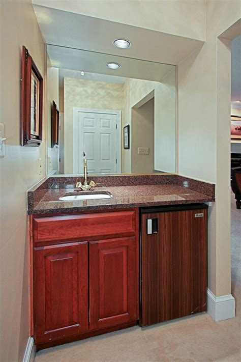 wet bar in bedroom the leaf s house