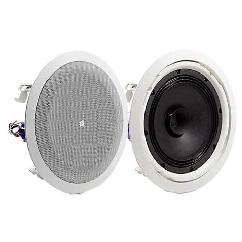 jbl 8128 8 inch in ceiling speakers pair