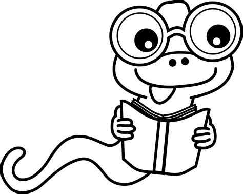 coloring pages book worm school books clipart black and white clipart panda