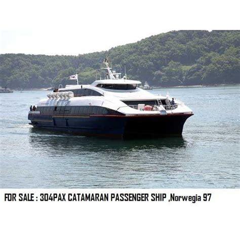 Jual Obeng Vessel jual small vessel ship kapal ukuran kecil catamaran