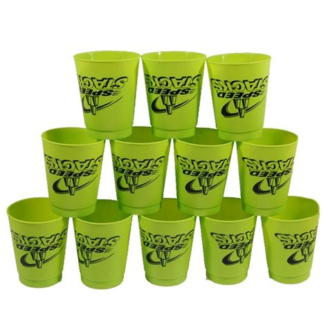 Promo Hexagon Stacking Cup speed stacks sport stacking cups assorted color 12 cup set sport stacking cubezz