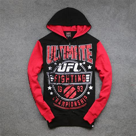 Hoodie Mma 2 Special Item Juman Limited Product new 2014 mma hoodie s hoodies brand sport boxing sweatshirts zip hoody shirt plus size xxxl