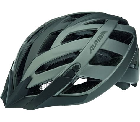 L E Bike by Alpina Panoma L E Bike Helmet Grey Buy It At The