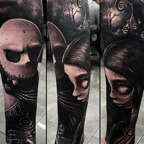 tim burton tattoo sleeve 17 best ideas about on tiny