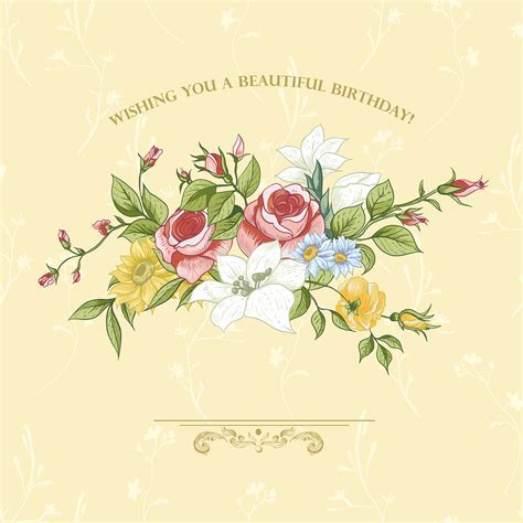 Beautiful Day   Free Birthday Card   Greetings Island