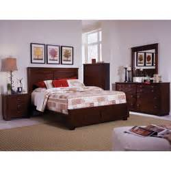 Full Bedroom Furniture Diego 6 Piece King Bedroom Set
