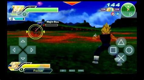 z for android z tenkaichi tag team on android