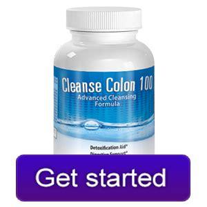 Colon Detox 100 by Cleanse Colon 100 A Safe And Gentle Colon Cleanse