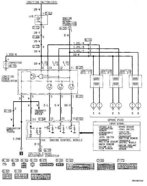 mitsubishi 3000 engine diagram wiring diagram website