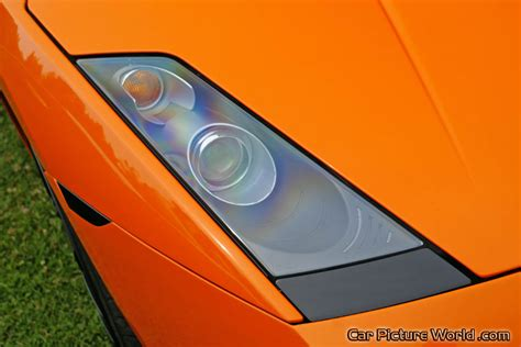 Lamborghini Gallardo Headlights 2004 Gallardo Headlight Picture