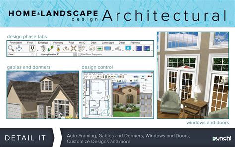 punch home and landscape design premium home design plans