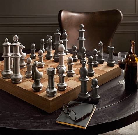 coolest chess boards 15 awesome and coolest chess sets part 4