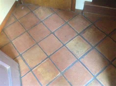 antique saltillo floor cleaning refinishing in santa cruz ca