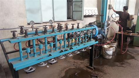 high pressure test bench gate valves globe valves check valves trunnion mounted