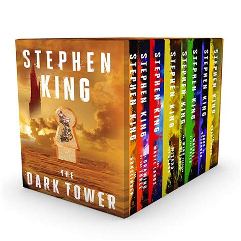 eightfold books the tower boxed set
