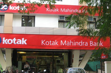 kotack mahindra bank kotak mahindra bank seeks for local acquirement kotak