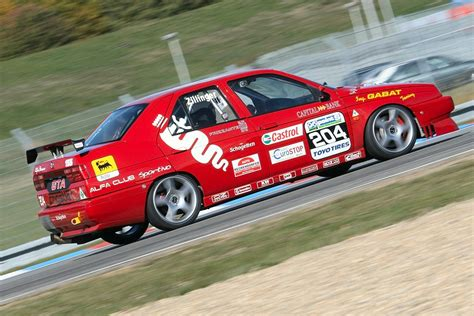 Alfa Series Teak Cup berlinasportivo alfa romeo 155 q4 and sports saloons on the net