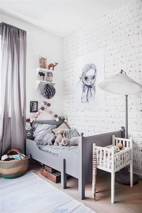 decoracion habitacion infantil vintage habitaci 243 n infantil vintage en tonos grises habitaciones