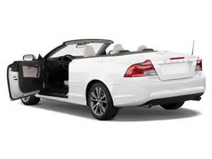 2012 Volvo C70 T5 Convertible Image 2012 Volvo C70 2 Door Convertible T5 Open Doors