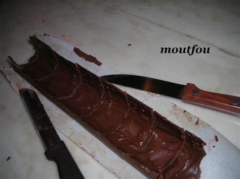 Coller Des Tuiles by D 233 Coration En Chocolat Tuiles Le De Moutfou