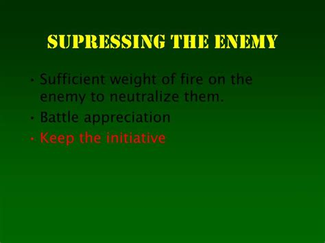 6 section battle drills powerpoint ppt the 6 section battle drills powerpoint presentation