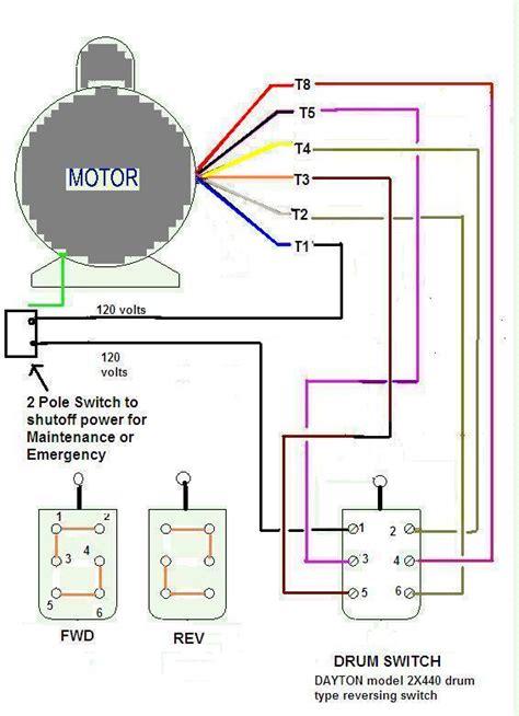 baldor motor connection diagram efcaviation