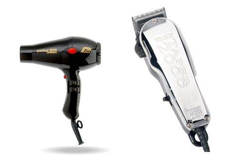 Wahl Hair Dryer Ebay parlux black 3200 hair dryer and wahl taper 2000 clipper