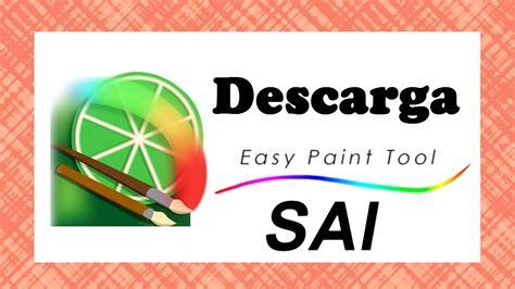 paint tool sai descargar como descargar e instalar paint tool sai canaima s29