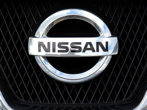 nissan car logo nissan logo wallpaper wallpapersafari