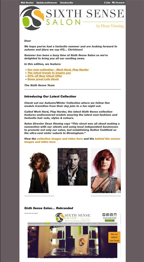 newsletter styles photo albums top 10 professional email