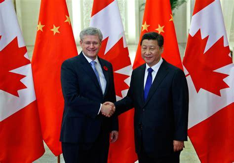 fisher prime minister stephen harper to begin china visit prime minister stephen harper meets with chinese president