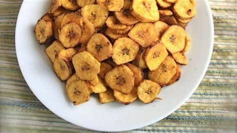 membuat keripik pisang manis  keripik pisang gurih
