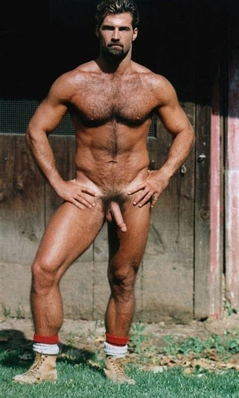 Hairydads Co Vintage Hunk Anthony Page