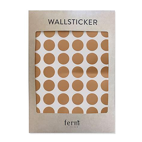 ferm wall stickers mini dots wall stickers by ferm living